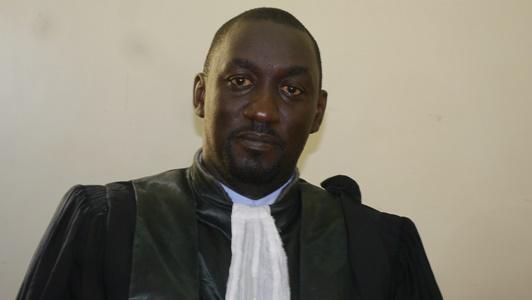 M Elias Abdoulaye Diop est le tout premier procureur de la République près le Tribunal de Grande Instance de Kédougou