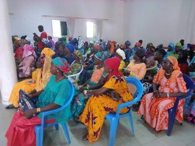 Kédougou: Les femmes cogitent sur les violences qu'elles subissent