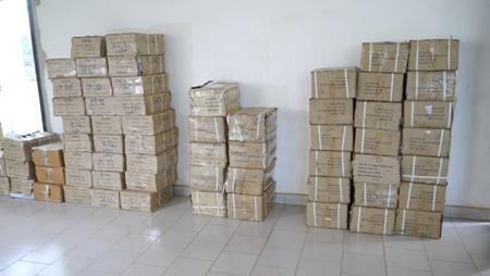 Kédougou: Mamadou hadji Cissé, maire de Kédougou et son équipe dégainent 10 millions pour