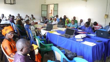 Kédougou: Le CDPE renforce les capacités des acteurs communautaires