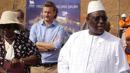 Macky Sall:«il faut intensifier la recherche minière pour redéfinir…».