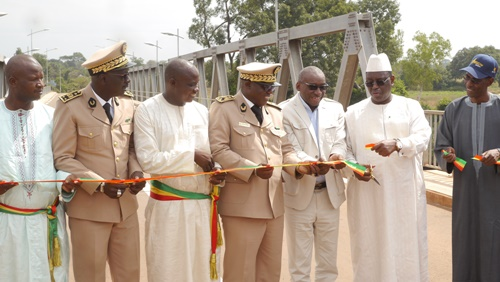 Pont de Fongolimbi, l'Etat a déboursé 5 080 000000 FCFA pour sécuriser le franchissement du fleuve Gambie
