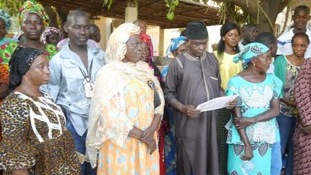 Kédougou: Parrainage, la déléguée régionale dépasse l'objectif de 21811 électeurs