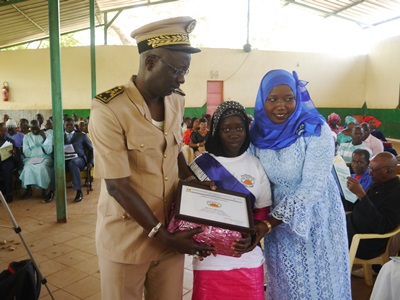 Kédougou: L'académie a célébré la 8ème édition de Sambangalou Excellence