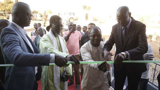 Kédougou :  Leaf energy Senegal inaugure son show room