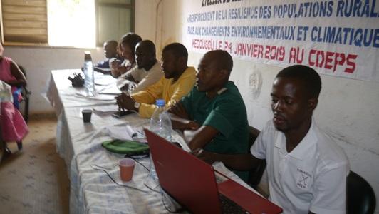 Kédougou: Des défis à relever pour soulager les agriculteurs