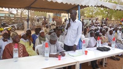 Le programme RNU va enrôler à nouveau 1458 ménages vulnérables dans la commune de Kédougou