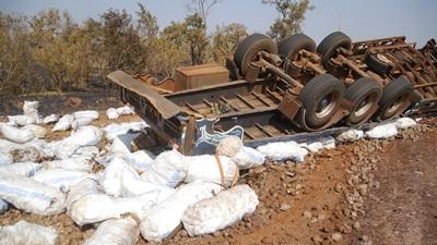Kédougou: Un apprenti perd le contrôle du véhicule de son maître puis…