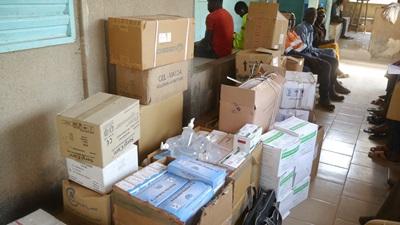 PMC injecte à nouveau 3 millions de FCFA dans la santé à Tomboronkoto