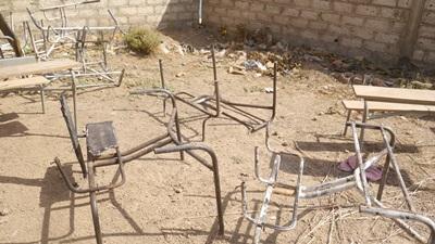 Kédougou: 2 abris provisoires s'enflamment à l'école élémentaire de Bantaco