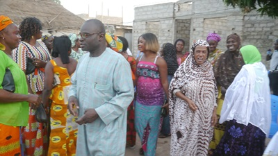 Kédougou: Des militantes de Guirassy se désolidarisent de son choix
