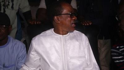 Kédougou: Me Madické Niang s'attaque à Macky Sall