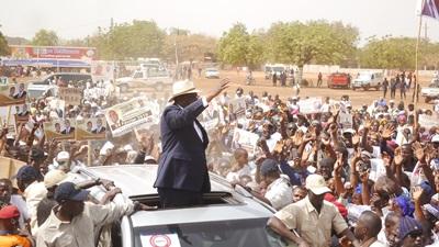 Kédougou: Benno Bokk Yaakaar arrive en tête dans le département avec 16153 voix