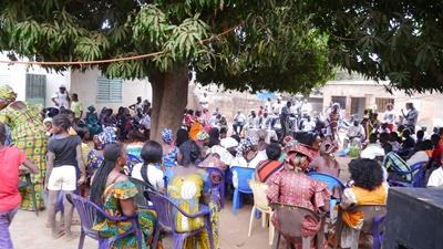 Kédougou: CheikhouNiakhasso mobilise pour la réélection de Macky Sall