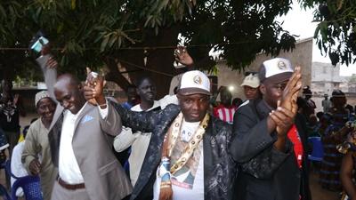 Mamadou hadji Cissé tance les leaders de l'opposition et prépare les électeurs