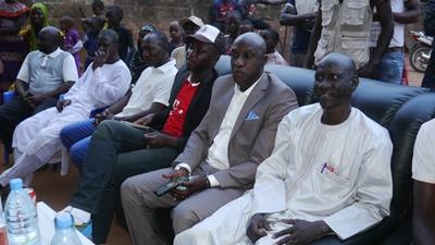 Koumouna Biagui:« Nous sommes deux actionnaires majoritaires pour le développement de Kédougou»