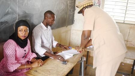 Kédougou: Le gouverneur M William Manel a accompli son devoir civique