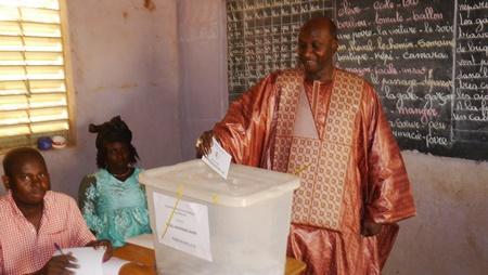 Koumouna Biagui estime que Macky Sall remportera le scrutin à 80% à Kédougou