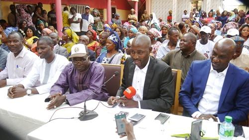 Kédougou: BBY se félicite des résultats provisoires et attend de jubiler prochainement