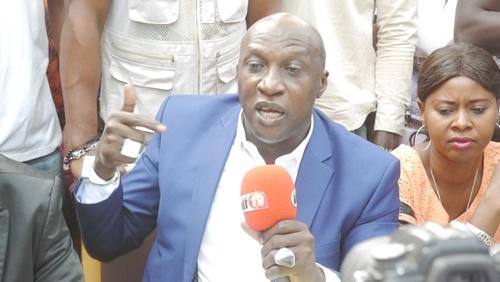 Koumouna Biagui:« Kédougou est entrée dans l'histoire, un score jamais…»