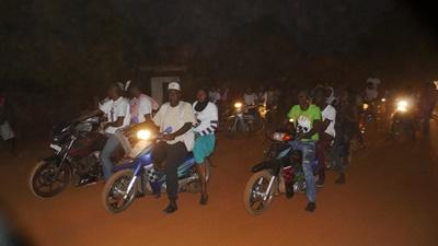 Benno Bokk Yaakaar a jubilé dans les rues de Kédougou
