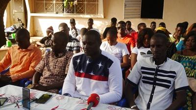 Les jeunesses socialistesau président Macky Sall:« Dans les 5 ans à venir, Kédougou veut se sentir dans vos programmes …»