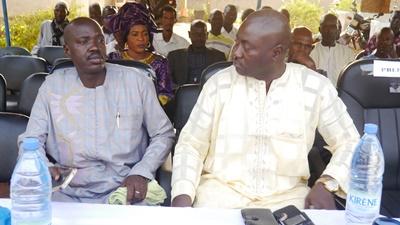 IEF de Kédougou: Mamoudou Oumar Guèye passe le témoin à Mamadou Barry