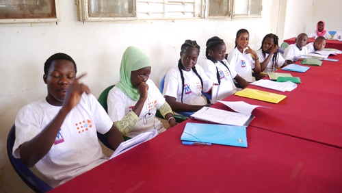Kédougou: Une trentaine de Leaders Elèves Animateurs formés sur…