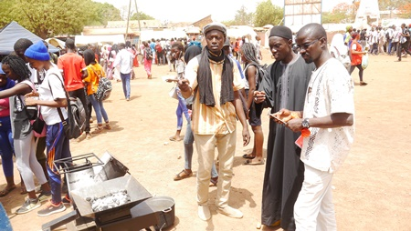 Kédougou: Le CAOSP crée des ambitions chez jeunes pour leurs futures carrières…