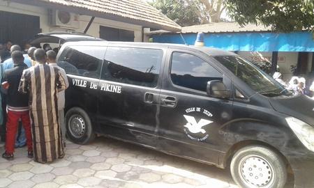 Dakar: Levée du corps de M Baba Niakhasso, défunt maire de Madina Baffé