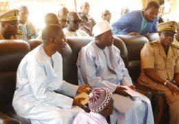 Kédougou: L'Etat au chevet des familles des défunts maires Baba Niakhasso et Diouma Mady Cissokho pour….