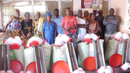 Kédougou: Changements climatiques, les expériences de KEOH et Actionaid sont des graines d'espoir