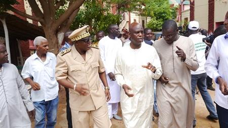 Kédougou: Mansour Faye, promet des réalisations dans la région…