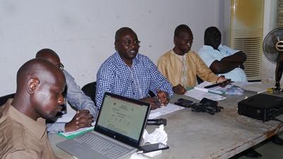 Audio: Les grandes orientations de l'IEF de Kédougou ont été dévoilées