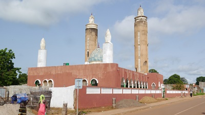 Les travaux de réfection de la grande mosquée de Kédougou se poursuivent