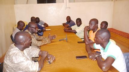 Kédougou: M Lessény Sy dégage une enveloppe de 500000 FCFA pour l'ASC KEC