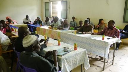 Kédougou: Les conseillers départementaux autorisent M Lessény Sy à signer la convention avec…