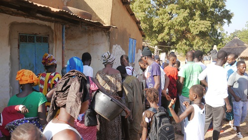 Kédougou : Drame au quartier Ndiormy, un octogénaire sauvagement tué