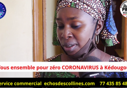 Kédougou : L'Association pour le Bien-Etre des Femmes Musulmanes (ASBEFM) soutient la prévention du COVID-19