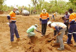 Kédougou : Journée mondiale de l'environnement, PMC marque des points