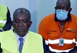 Kédougou, Oumar Sarr, rassuré : « Le cyanure est bien géré sur le site de PMC »