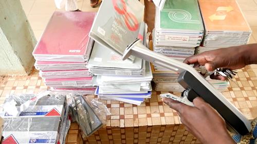 Kédougou : Sixto et sa famille soutiennent l'IEF de Kédougou