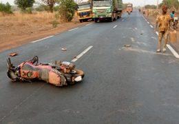 Kédougou : Grave accident de la circulation, un mort 3 blessés graves