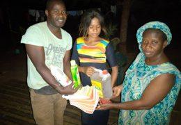 Kédougou : La société LAGUNALDE au chevet de la pouponnière Gallé Bobo