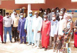Kédougou : La GIZ, coopération allemande injectera  25 millions FCFA pour barrer la route au paludisme