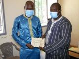 Webtvdescollines : Mamadou Yoro Bâ, Maire de Bandafassi subventionne les ASC de sa commune
